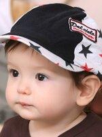 หมวกเบเร่ต์ ผ้าฝ้าย สำหรับเด็ก 5-24เดือน