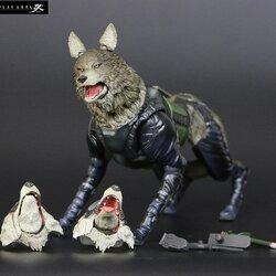 Play Arts Kai - Metal Gear Solid V: The Phantom Pain: D-DOG