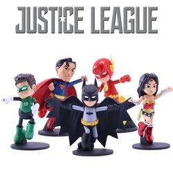 Model DC : Justice League (มีให้เลือก 5 แบบ)