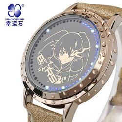 นาฬิกา LED จอสัมผัส BRS(ของแท้)