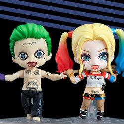 Nendoroid : Suicide Squad - Joker & Harley Quinn Figure