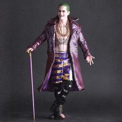 Crazy Toys : Suicide Squad : 1/6 Joker Figure