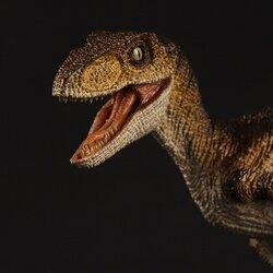 REBOR 'Winston' Velociraptor 1/18 (ของแท้ลิขสิทธิ์)