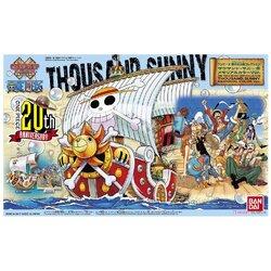 One Piece Grand Ship Collection - Thousand Sunny Memorial Color Ver.