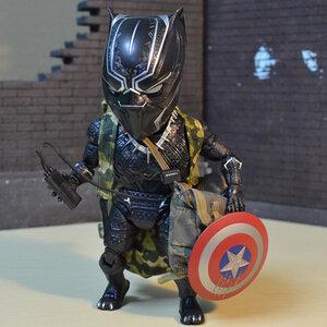 โมเดล Black Panther