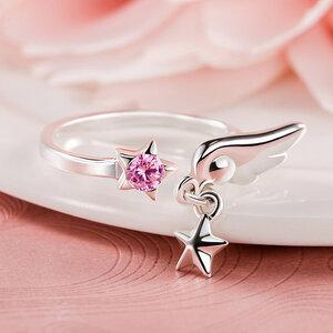 แหวนเงินแท้ Card Captor Sakura
