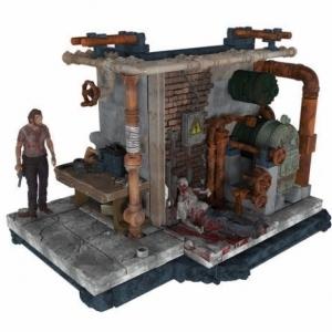 The Boiler Room - The Walking Dead - McFarlane Toys (ของแท้)
