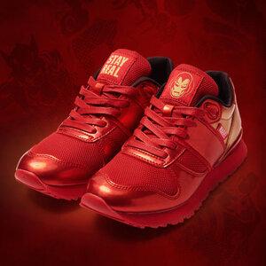 รองเท้าไอรอนแมน Iron Man (STAYREAL)