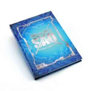 สมุดโน๊ตปกแข็ง ซอร์ดอาร์ตออนไลน์ Notepad Sword Art Online