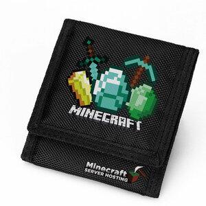 กระเป๋าสตางค์มายคราฟ minecraft 2016