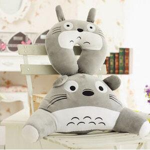 หมอนรองคอ+รองเอว(Totoro)