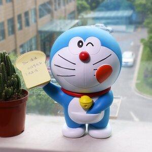 Doraemon memory bread figure (ของแท้ลิขสิทธิ์)
