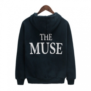 เสื้อฮู้ดกันหนาว The Muse 2016