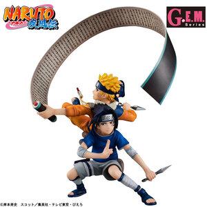 G.E.M. Remix - Naruto Shippuuden - Uchiha Sasuke, Uzumaki Naruto (ของแท้)