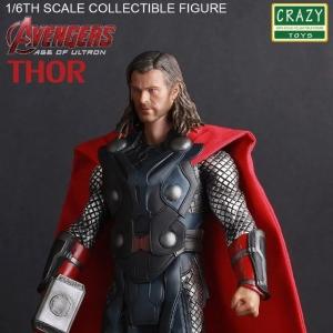 Crazy Toys THOR Avengers 1/6 Figure