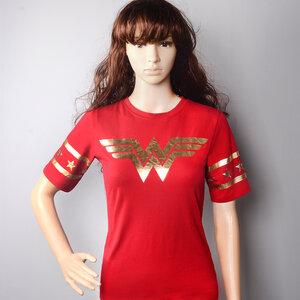 เสื้อยืด Wonder Woman (มีให้เลือก 5 ขนาด)