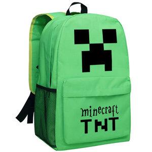 กระเป๋าสะพายหลัง minecraft