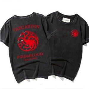 T-Shirt Game of Thrones (มีให้เลือก 10 แบบ)