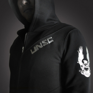 เสื้อฮู้ดกันหนาว UNSC (Halo 4)
