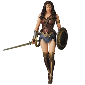 Mafex (No.024) - Wonder Woman - Batman v Superman (ของแท้)