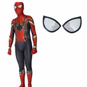 COSPLAY IRON SPIDER - Avengers: Infinity War (มีให้เลือก 4 แบบ)