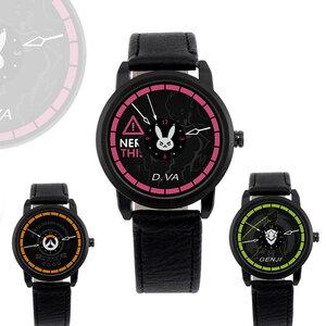 นาฬิกาข้อมือโอเวอร์วอช Overwatch (มีให้เลือก 4 แบบ)