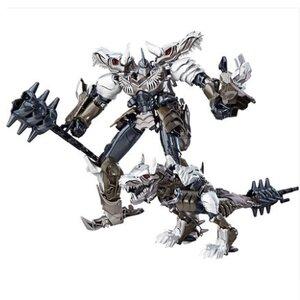 Transformers: The Last Knight - GRIMLOCK - VOYAGER CLASS (ของแท้)