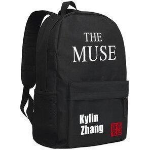 กระเป๋าสะพายหลังบันทึกจอมโจรแห่งสุสาน (สีดำ)