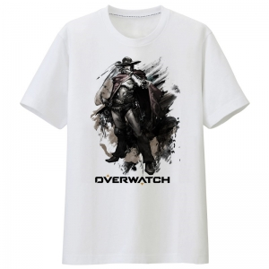 เสื้อ Overwatch - McCree (มีให้เลือก 2 สี)