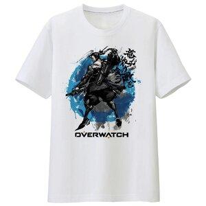 เสื้อ Overwatch - Hanzo (มีให้เลือก 3 สี)