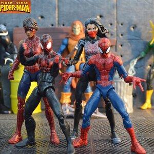 Marvel Legends Spider-Man 2016 Figure (มีให้เลือก 4 แบบ)