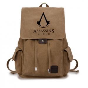 กระเป๋าสะพายหลังสีน้ำตาล Assassin Creed 2016