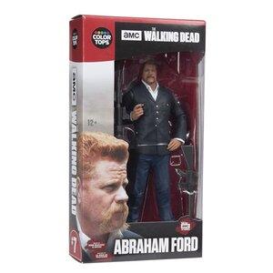 "THE WALKING DEAD - ABRAHAM 7"" MCFARLANE TOYS (ของแท้)"