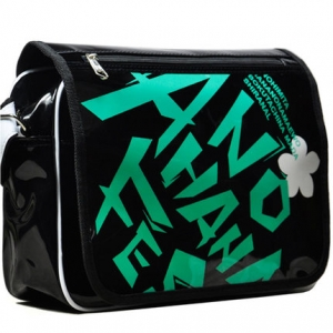 กระเป๋าผ้าสะพายข้าง เมนมะ (Ano hana) ver.2