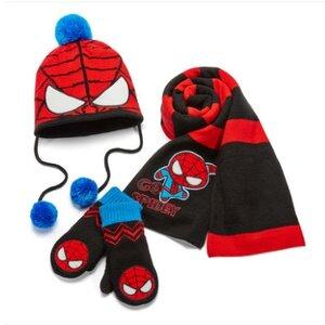 ชุดหมวกไหมพรมกันหนาว (มีให้เลือก 5 แบบ)
