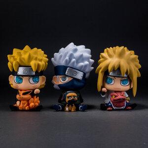 กระปุกออมสิน Naruto (มีให้เลือก 3 แบบ)