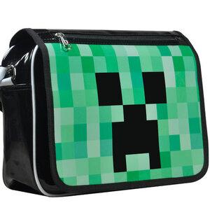กระเป๋าสะพาย minecraft