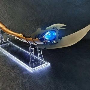 Life Size Custom Prop Replica Loki Scepter