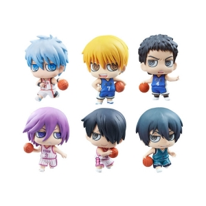 Petit Chara! Kuroko's Basketball Shiai Hen Set of 6 (ของแท้)
