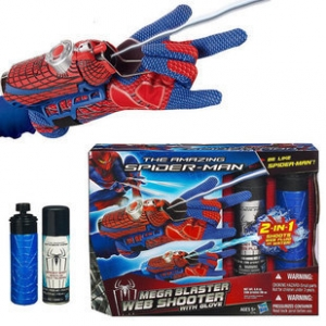 The Amazing Spider-Man Mega Blaster Web Shooter (ของแท้)