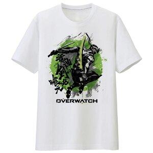 เสื้อ Overwatch - Genji (มีให้เลือก 3 สี)