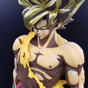 Master Stars Piece - Son Goku SSJ - Dragon Ball (ของแท้ลิขสิทธิ์)