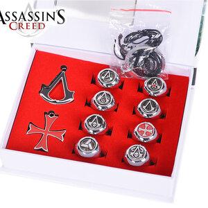 ชุดแหวน Assassin's Creed (มีให้เลือก 3 ชุด)