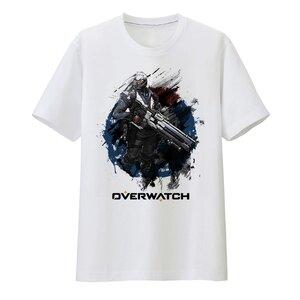 เสื้อ Overwatch - Soldier: 76 (มีให้เลือก 2 สี)