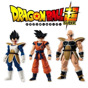 Shodo Dragon Ball Vol.4 Set of 3 (ของแท้)