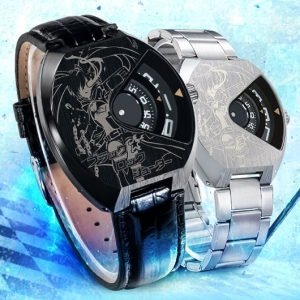 นาฬิกาดิจิตอล Black Rock Shooter ของแท้ลิขสิทธิ์ (มีให้เลือก 2 สี)