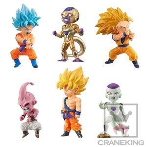 Dragon Ball Z World Collectable Figure ~Battle of Saiyans~ Vol.3 (ของแท้)