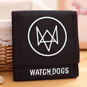 กระเป๋าสตางค์ Watch Dogs (มีให้เลือก 4 แบบ)