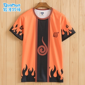 เสื้อ Naruto (มีให้เลือก 10 แบบ)
