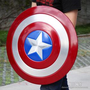 โล่ Cosplay - Captain America ขนาด 1:1